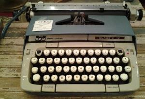5 Typewriter