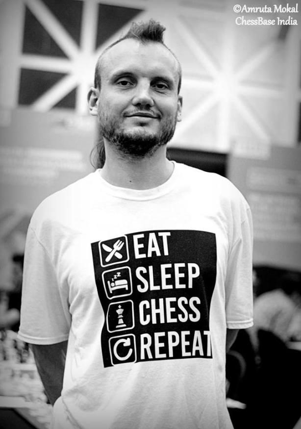 Timur Gareyev t shirt